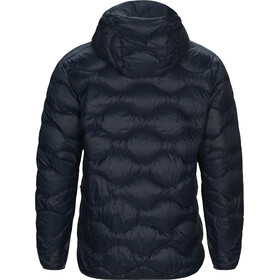 Peak Performance Helium Chaqueta con capucha Hombre, blue shadow